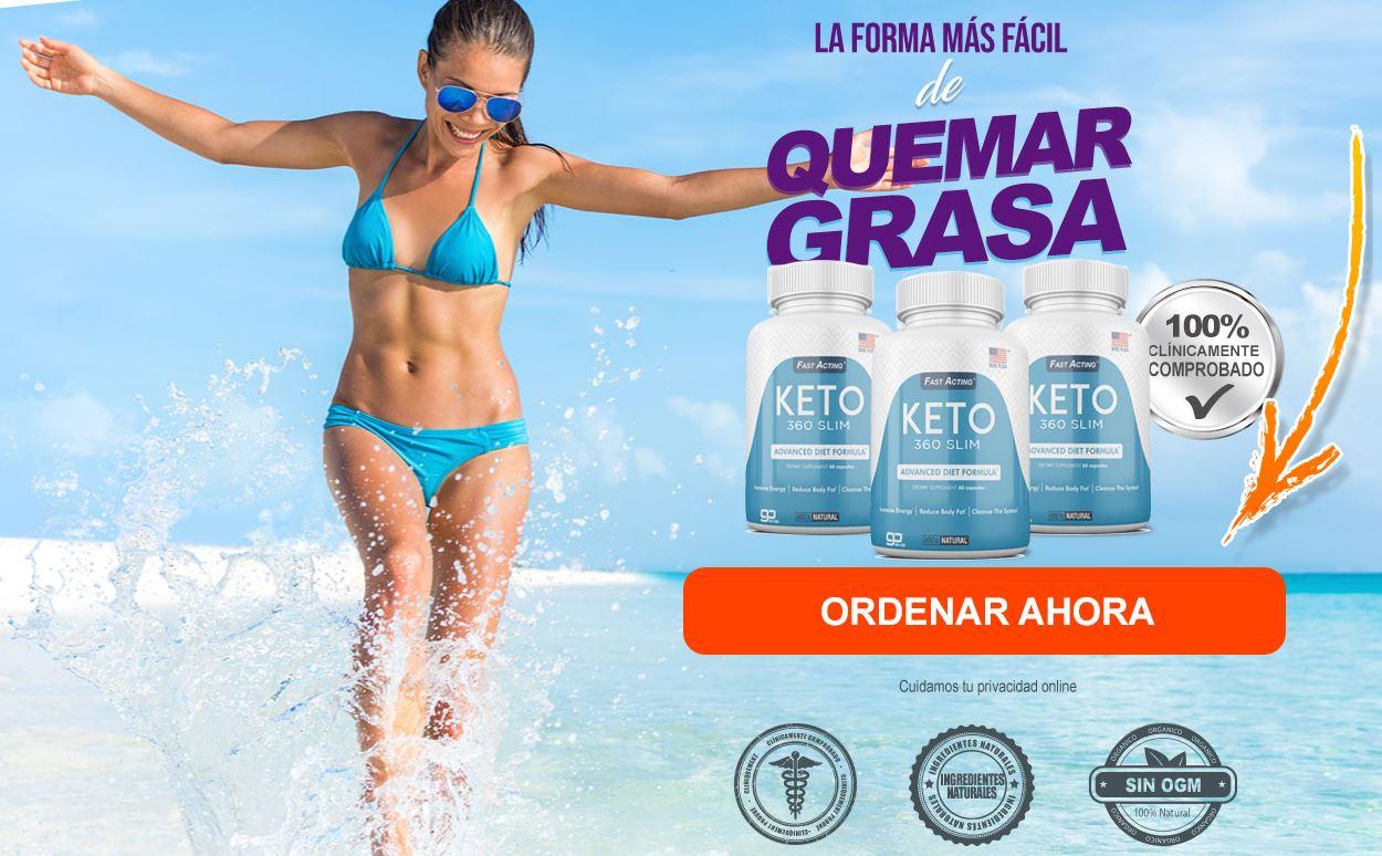 Keto 360 Slim Guatemala Precio, Pastillas Opiniones, Funciona o Estafa?